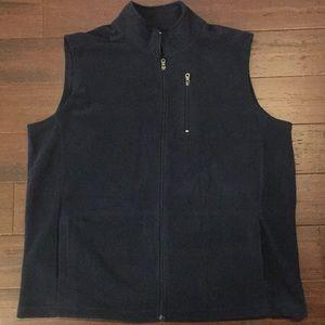 Croft & Barrow fleece vest